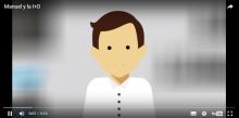 COTEC produce un corto de animación para alertar sobre la caída del gasto en I+D